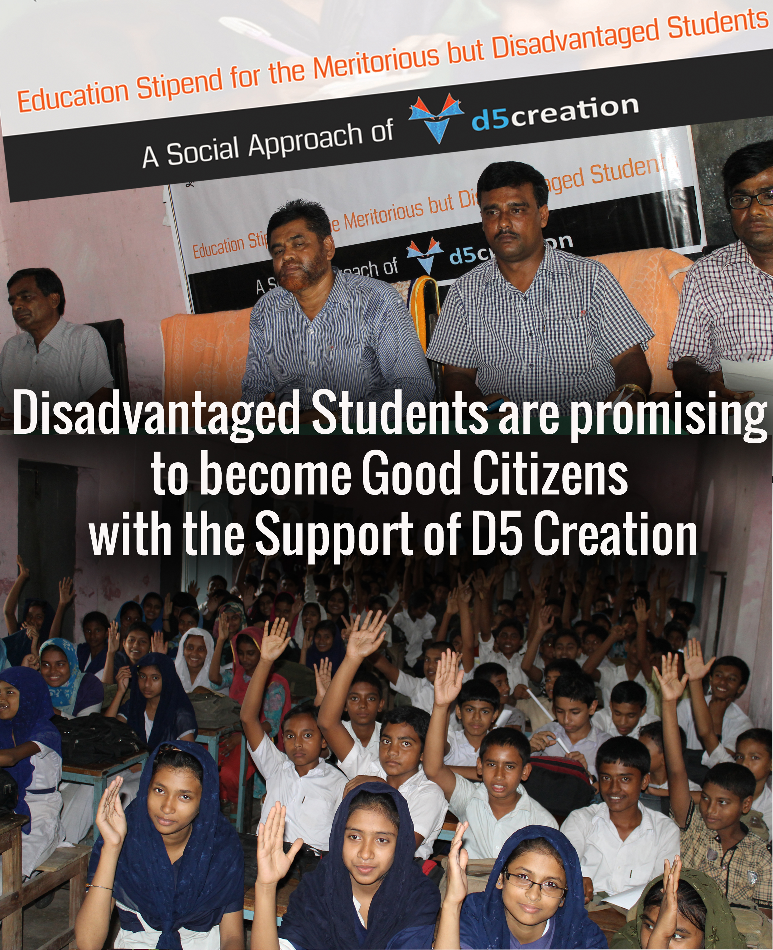 D5 Creation Education Support