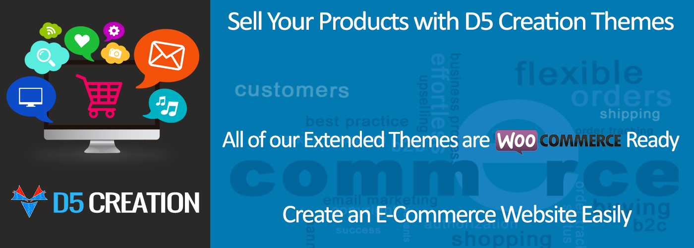 D5 Business Line Theme Wordpress E Commerce Sites With D5
