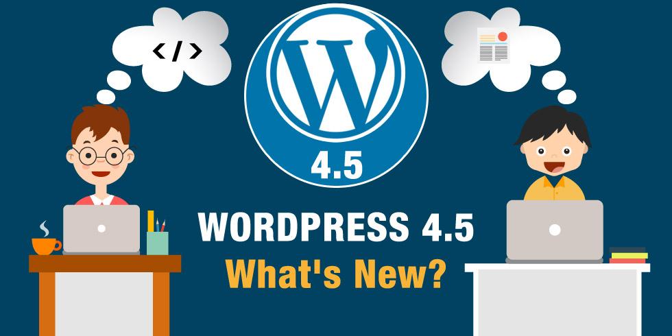 know about latest wordpress