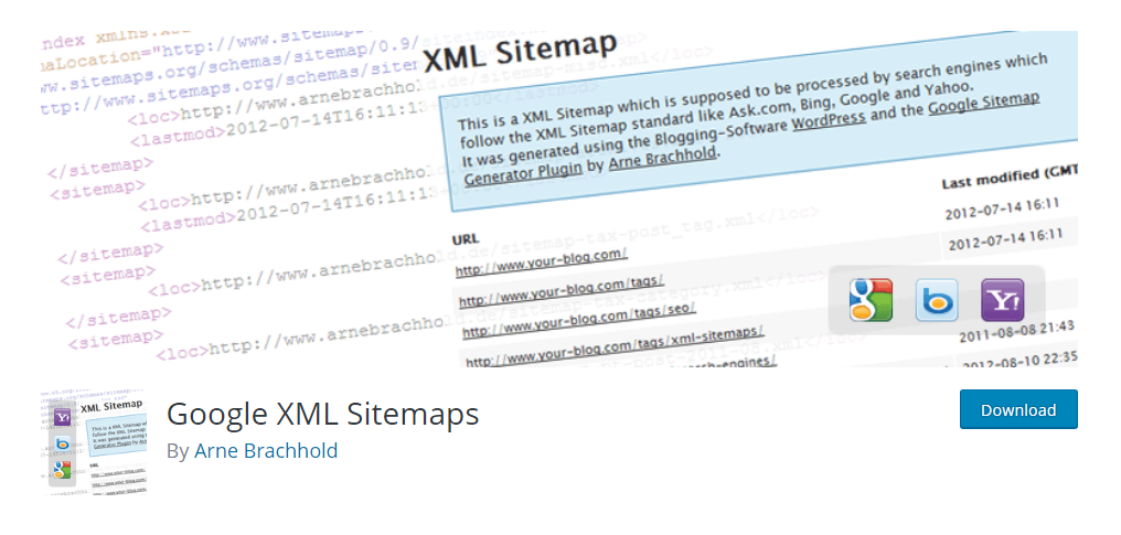 Create a Sitemap