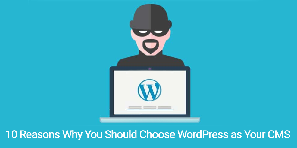 10 Reasons Why You Should Choose WordPress as Your CMS