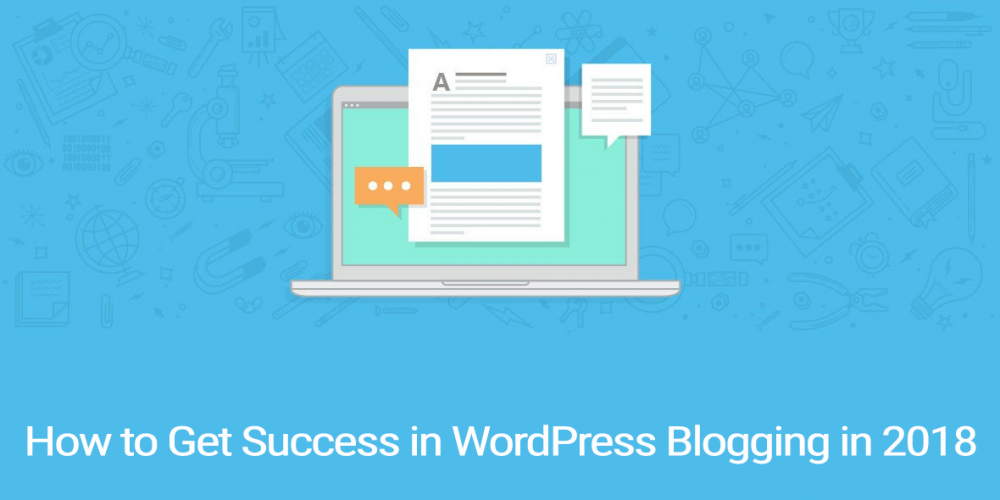 Success in WordPress Blogging
