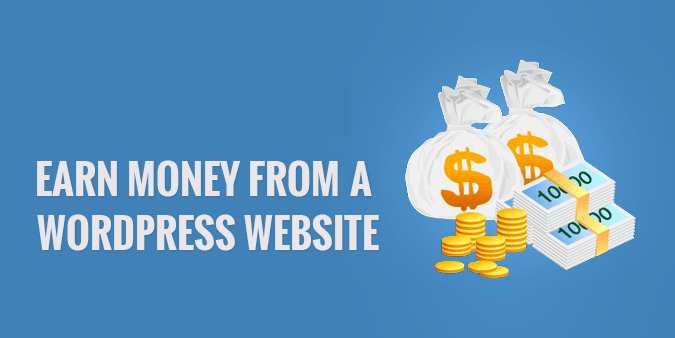 Make Money with a WordPress Website