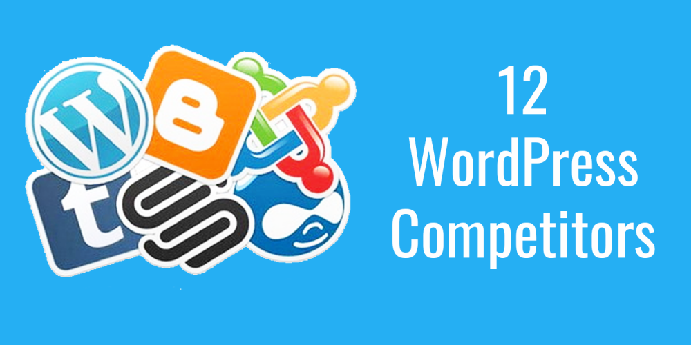 12 WordPress Competitors