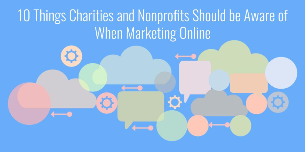 Charities and Nonprofits Marketing