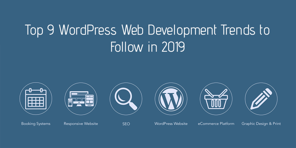 WordPress Web Development Trends