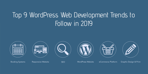 WordPress Web Development Trends