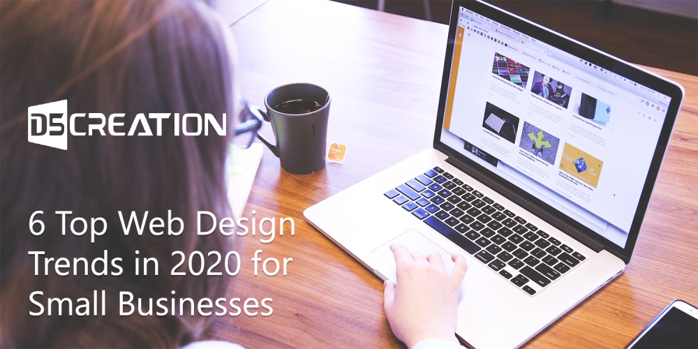 Web Design Trends Small Businesses