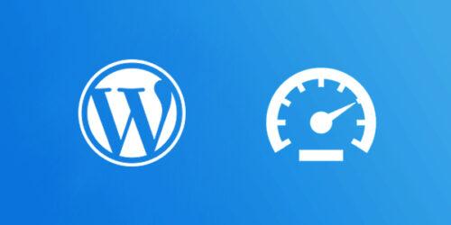 slow loading wordpress