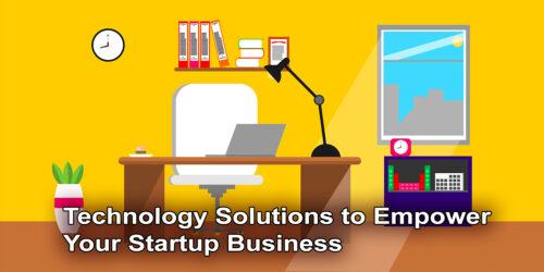 startup business technology